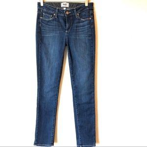 PAIGE Skyline skinny jeans Size 27